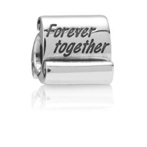 Pandora forever together charm